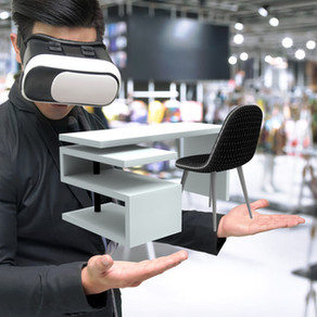 7 advantages of using VR in business based on the furniture industry