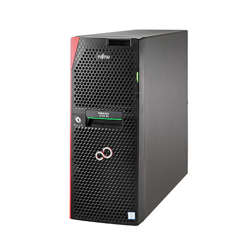 "FUJITSU PRIMERGY TX1330 M3 Tower Server 2.5"" Storage Bays"