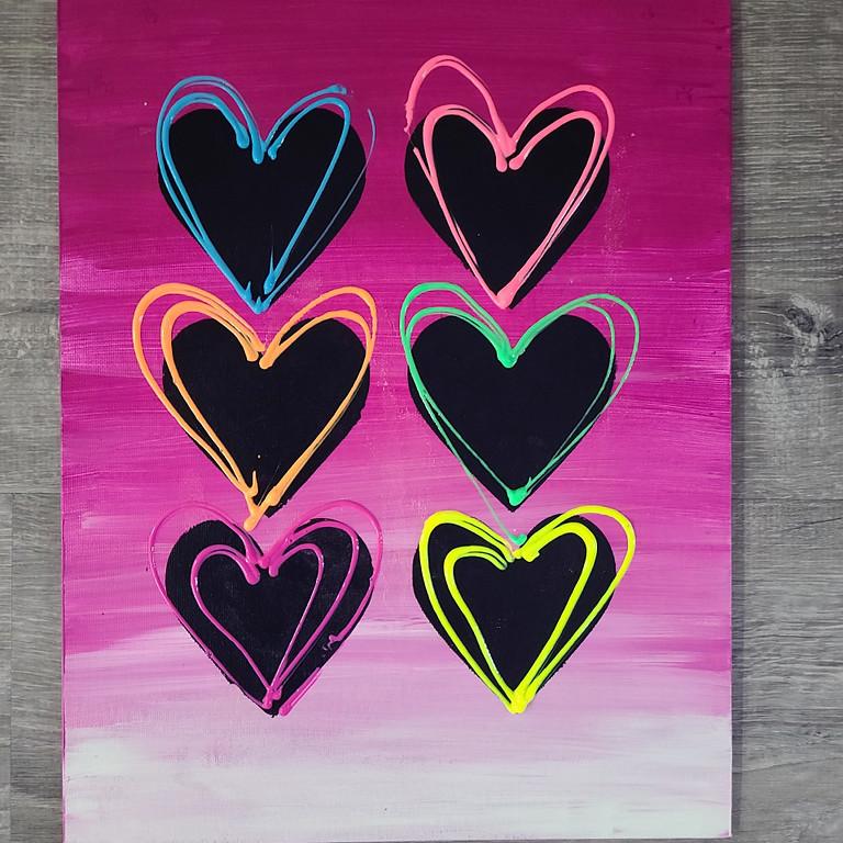 Valentines Painting 7pm