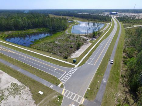 Wildlight Access Road