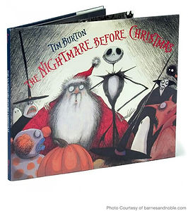 HolidayBooks_TheNightmareBeforeChristmas