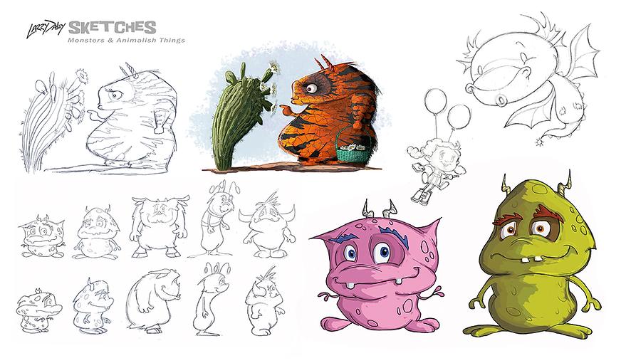 Sketch_Animalish Things.png