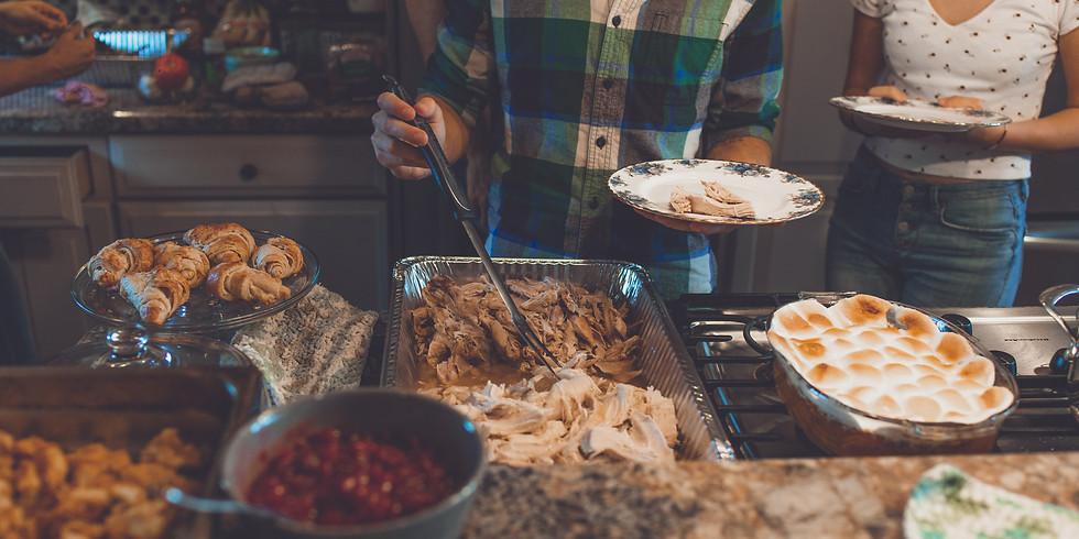 Wayside Thanksgiving Potluck