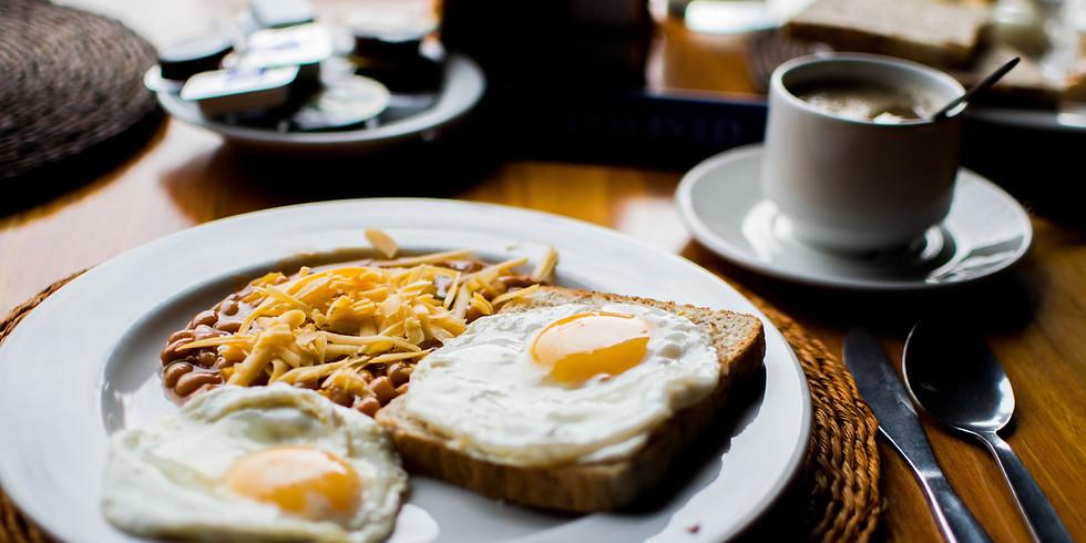 Men's Breakfast ~ February