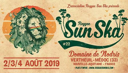 Bed and Smile partenaire du Reggae Sun Ska Festival