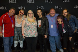 DNCE IN FRESNO