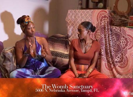 EON TV - Shelley Parris & The Womb Sanctuary