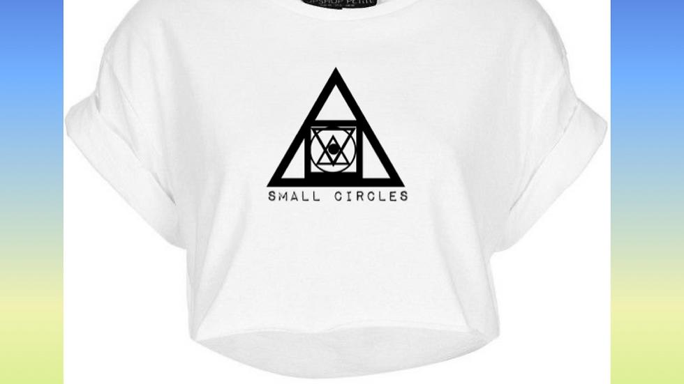 Small Circle Crop Tops