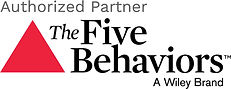 Mele Group is an authorized partner of The Five Behaviors a Wiley Brand