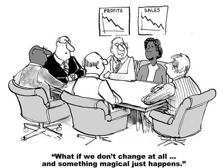 It's NOT your sales team's fault!