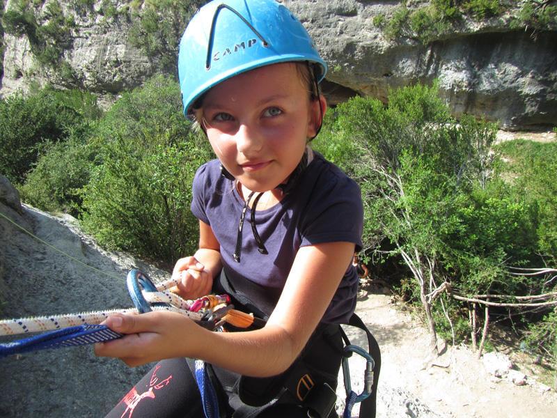 canyons espagne avec enfants