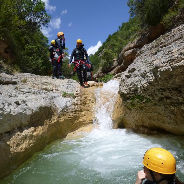 canyoning Guara.JPG