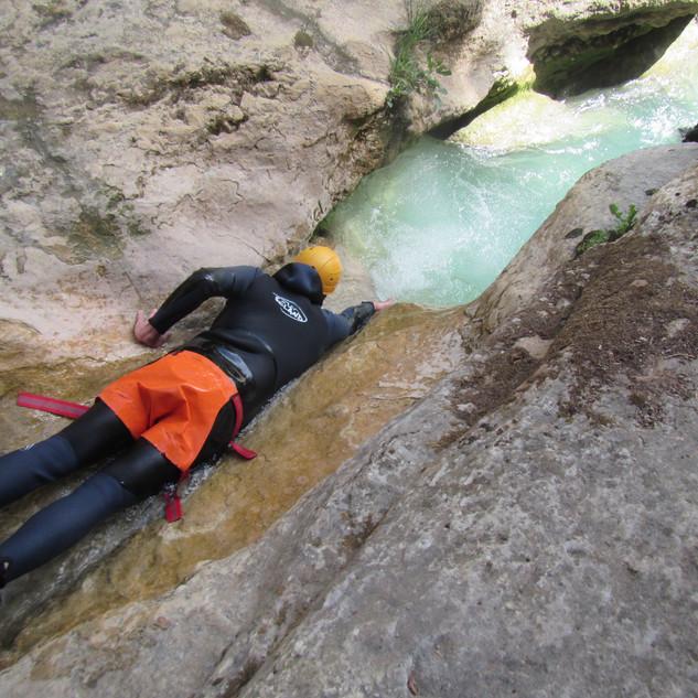 canyon formiga