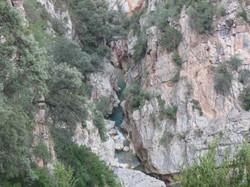 canyoning rodellar