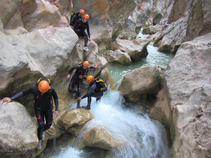 canyons de sierra de guara