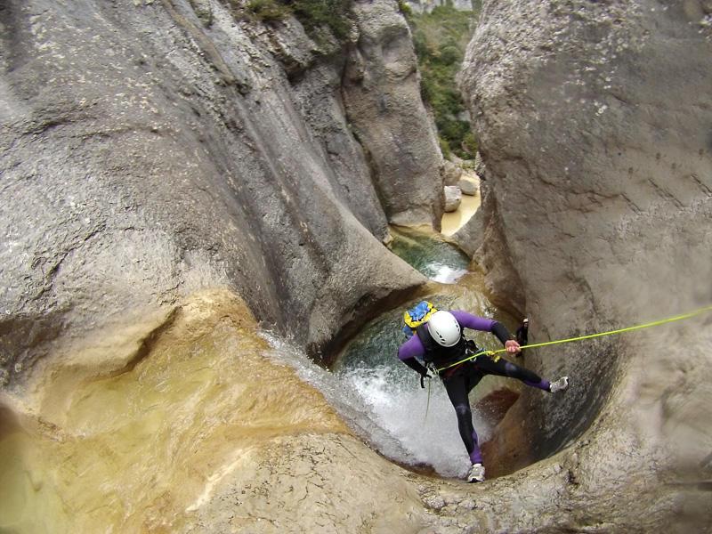 canyons de Guara