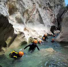 sierra de guara canyoning