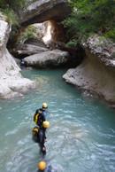 canyoning alquezar rio vero.JPG