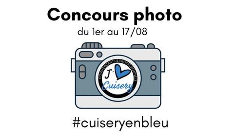 Concours de l'été 2021 #cuiseryenbleu