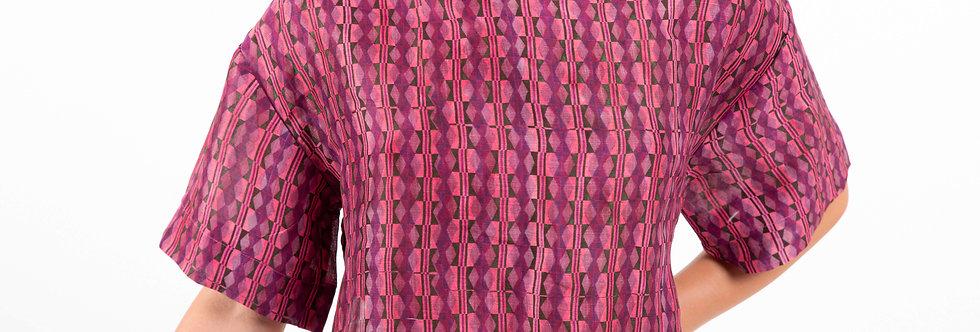 Wéngko Molé Ume Crop T-Shirt