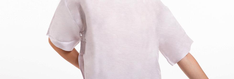 Wéngko Molé Pearl Crop T-Shirt