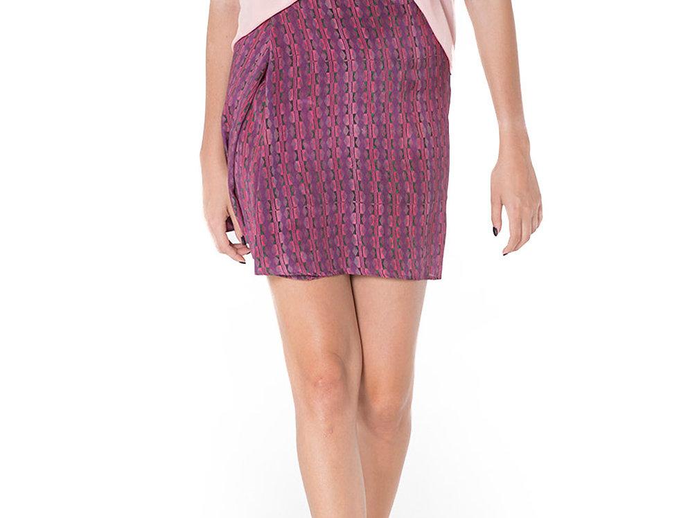 Wéngko Molé Ume Short Skirt