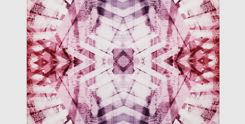 Cellular II Silk Scarf|Eleni Bantra