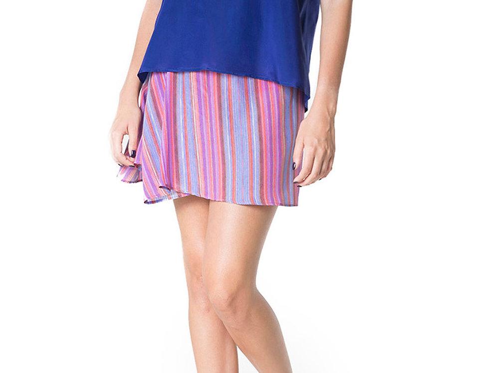 Wéngko Molé Kiku Short Skirt