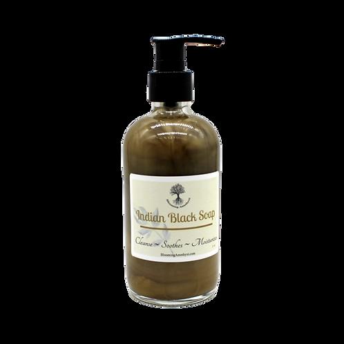Indian Black Soap