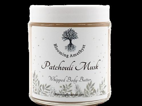 Patchouli Musk Body Butter