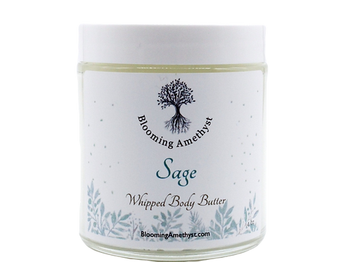 Sage Body Butter