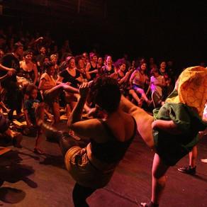 Cia Fundo Mundo participa do 2º Encontro de Mulheres do Circo, em Ribeirão Preto