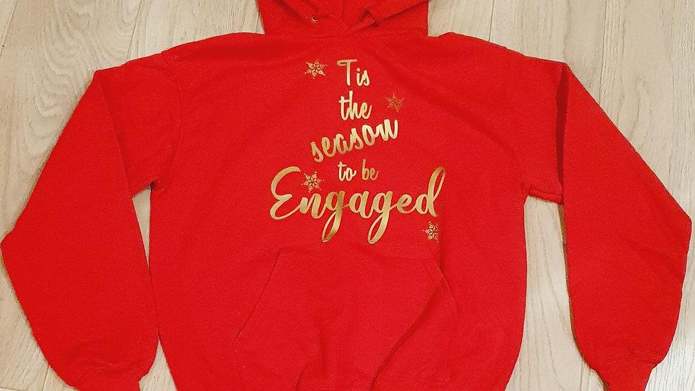 Engaged Christmas Jumper