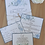 Thumbnail: Clara Cornflower Blue Invitations