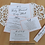 Thumbnail: Louisa Lace Pocket Fold Invitation with Belly Band