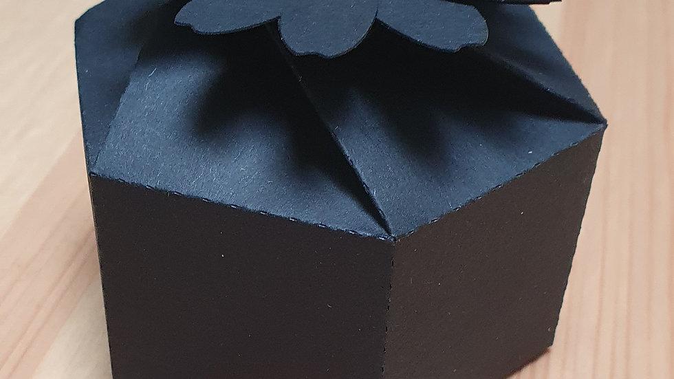 Daisy Flower Favour Box