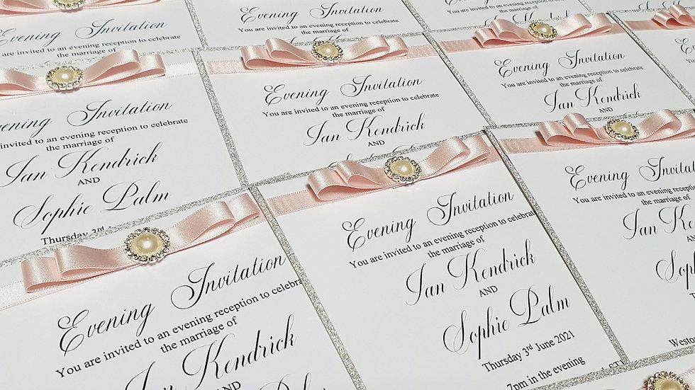 Elegant Embellishments Invitations