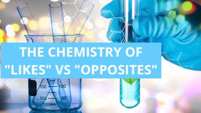 """DISC - Newsletter #024 THE CHEMISTRY OF """"LIKES"""" VS """"OPPOSITES"""""""