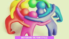 DISC - Newsletter #035  MOTIVATING THE FOUR STYLES