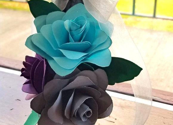 Paper Flower Tabletop Designs
