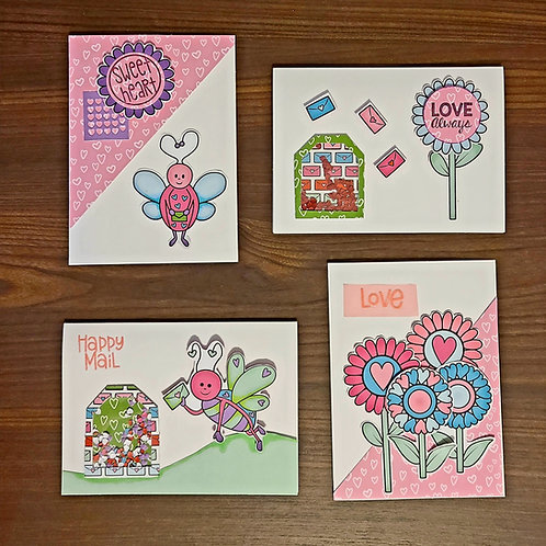 Love is What You Need Series (4 Pack)