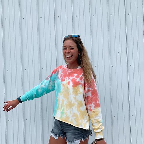 Living My Best Life Sweatshirt
