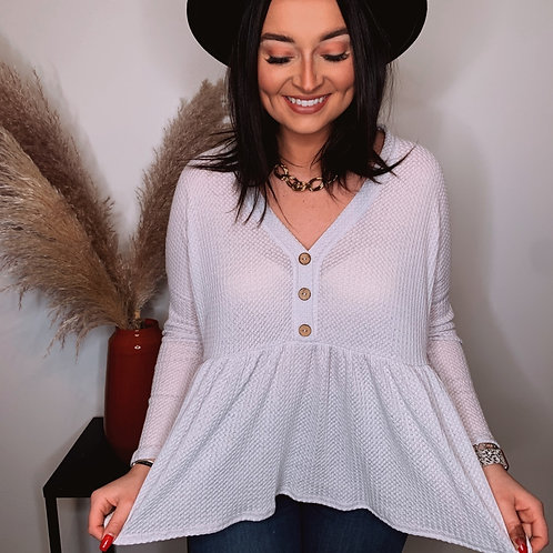 Lily Waffle Knit