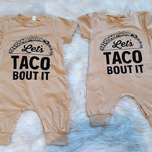 Let Taco Bout It