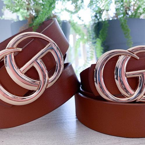 Brown GO Belt