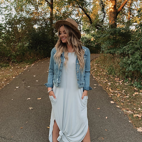 Night Out Maxi Dress