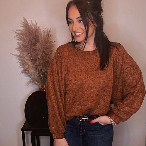 Rusty Knit