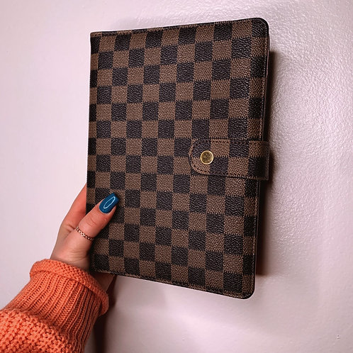 Brown Notepad