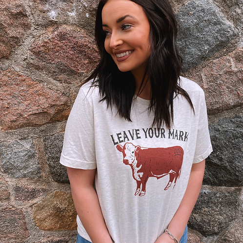 Leave Your Mark Tee