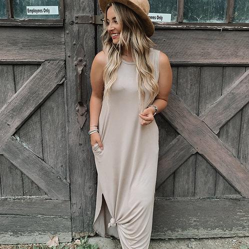 Girls Night Maxi Dress